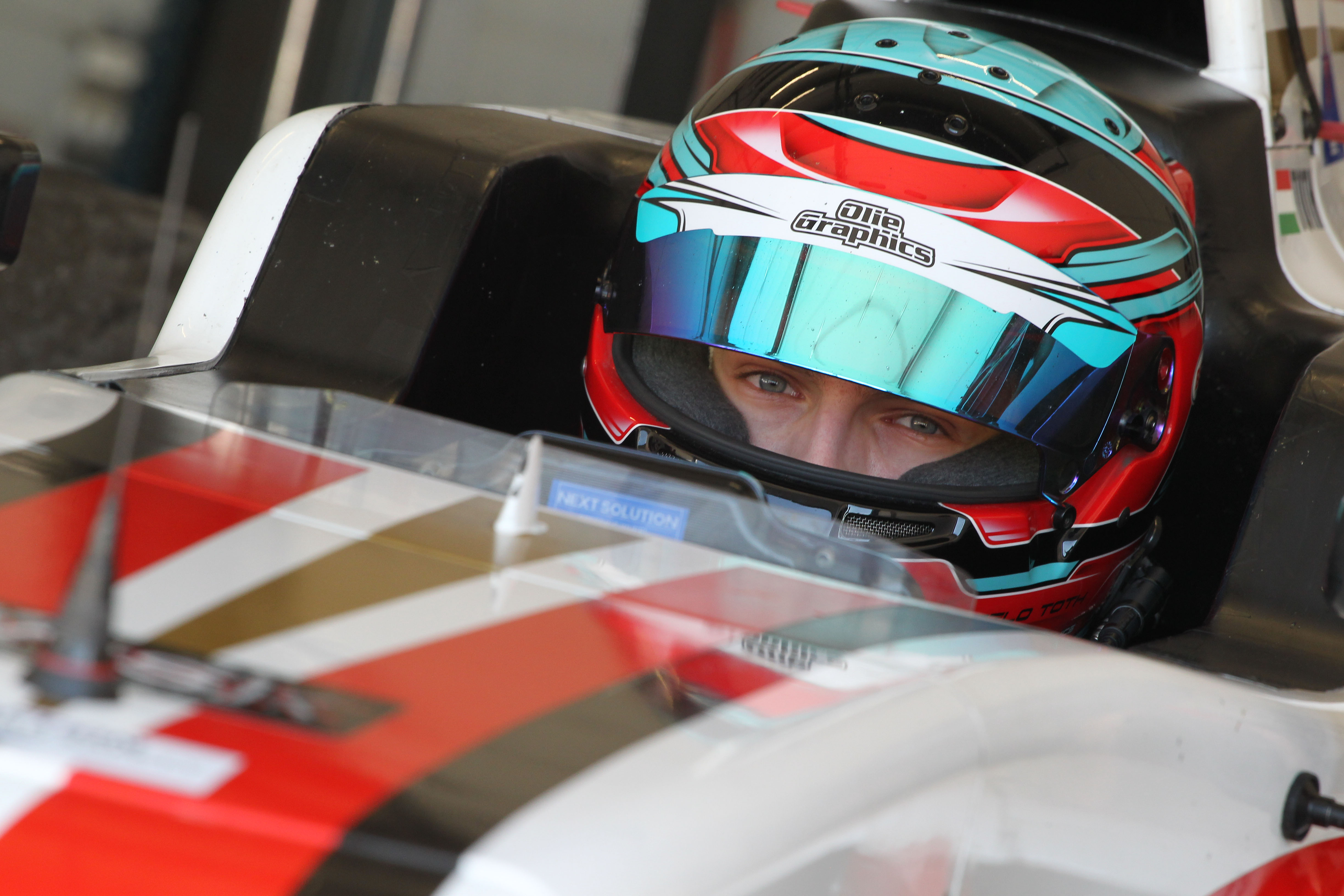 Toth continues Italian F4 experience at Le Castellet