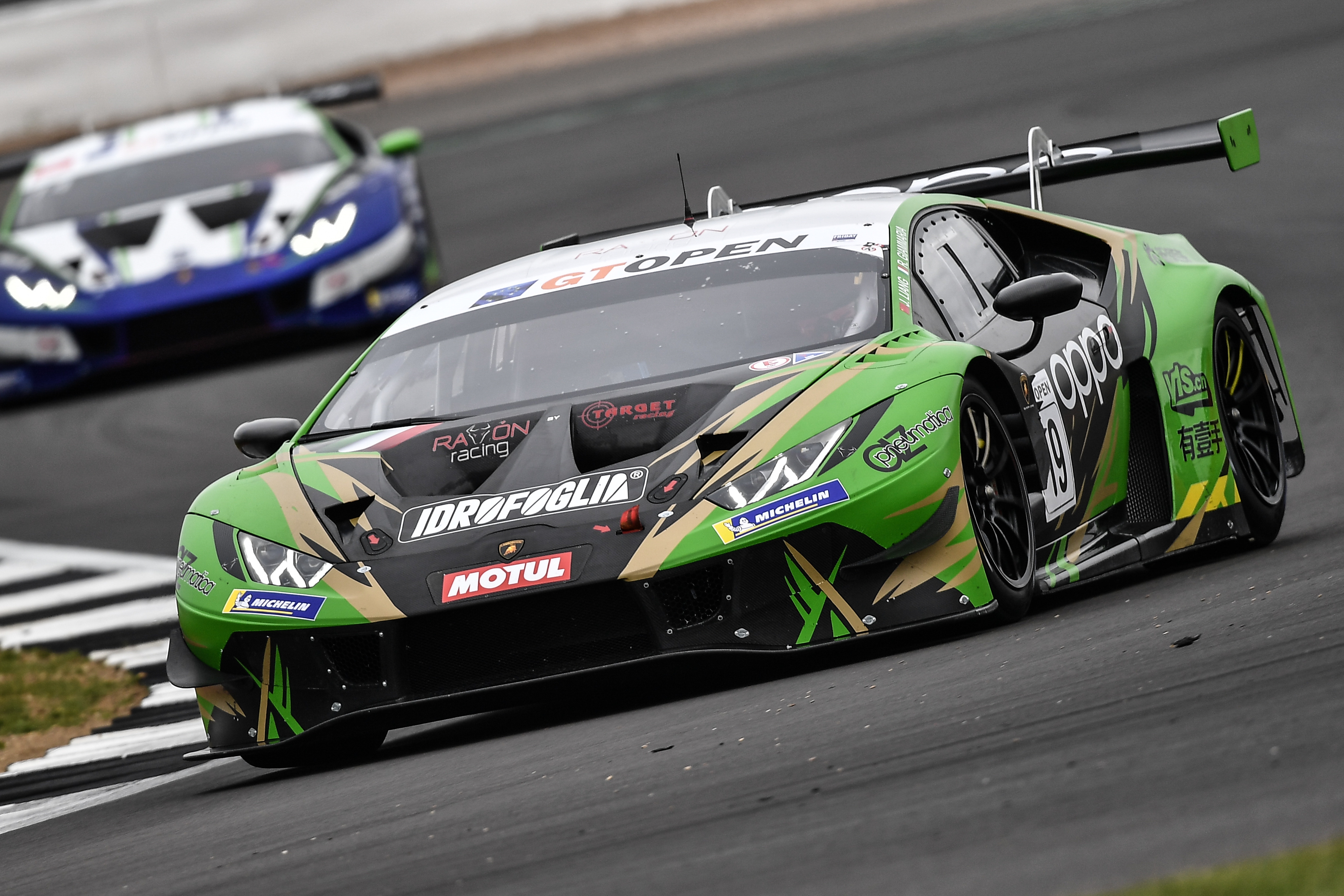 Raton by Target doubles fielding two cars at Montmelò for GT Open