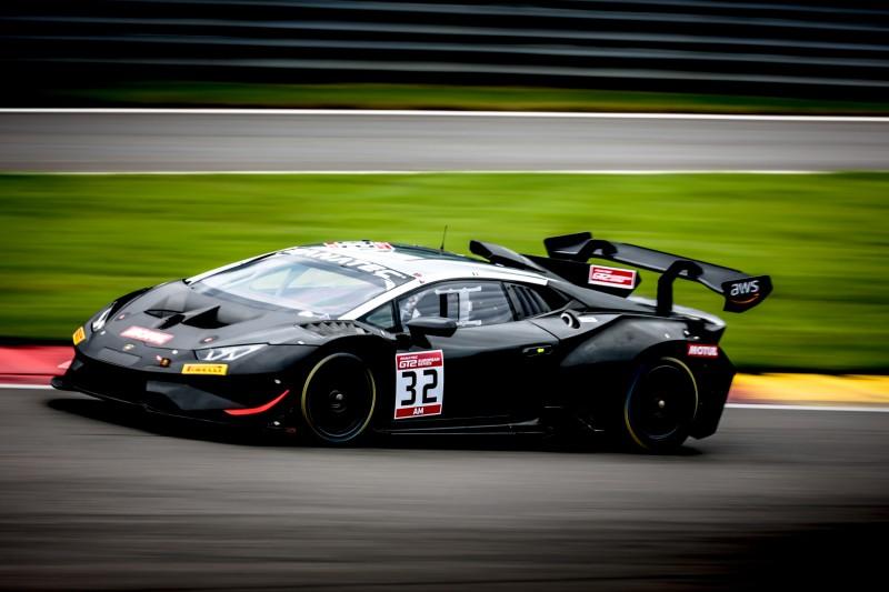 Target Racing in evidenza a Spa nel campionato GT2
