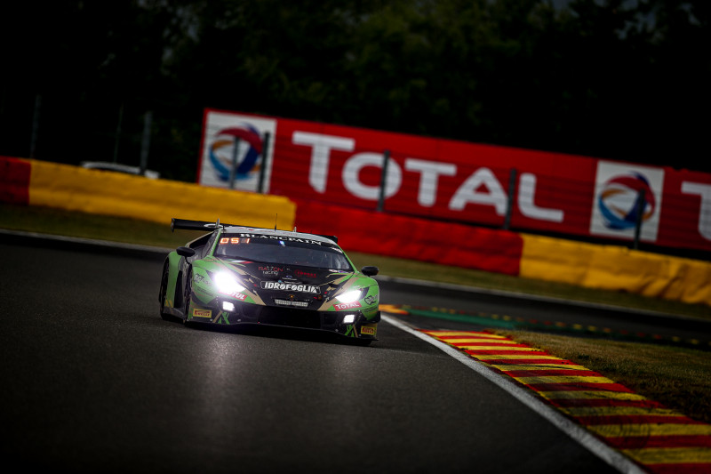 24H Spa, Raton by Target grabs AM podium finish for the second consecutive year