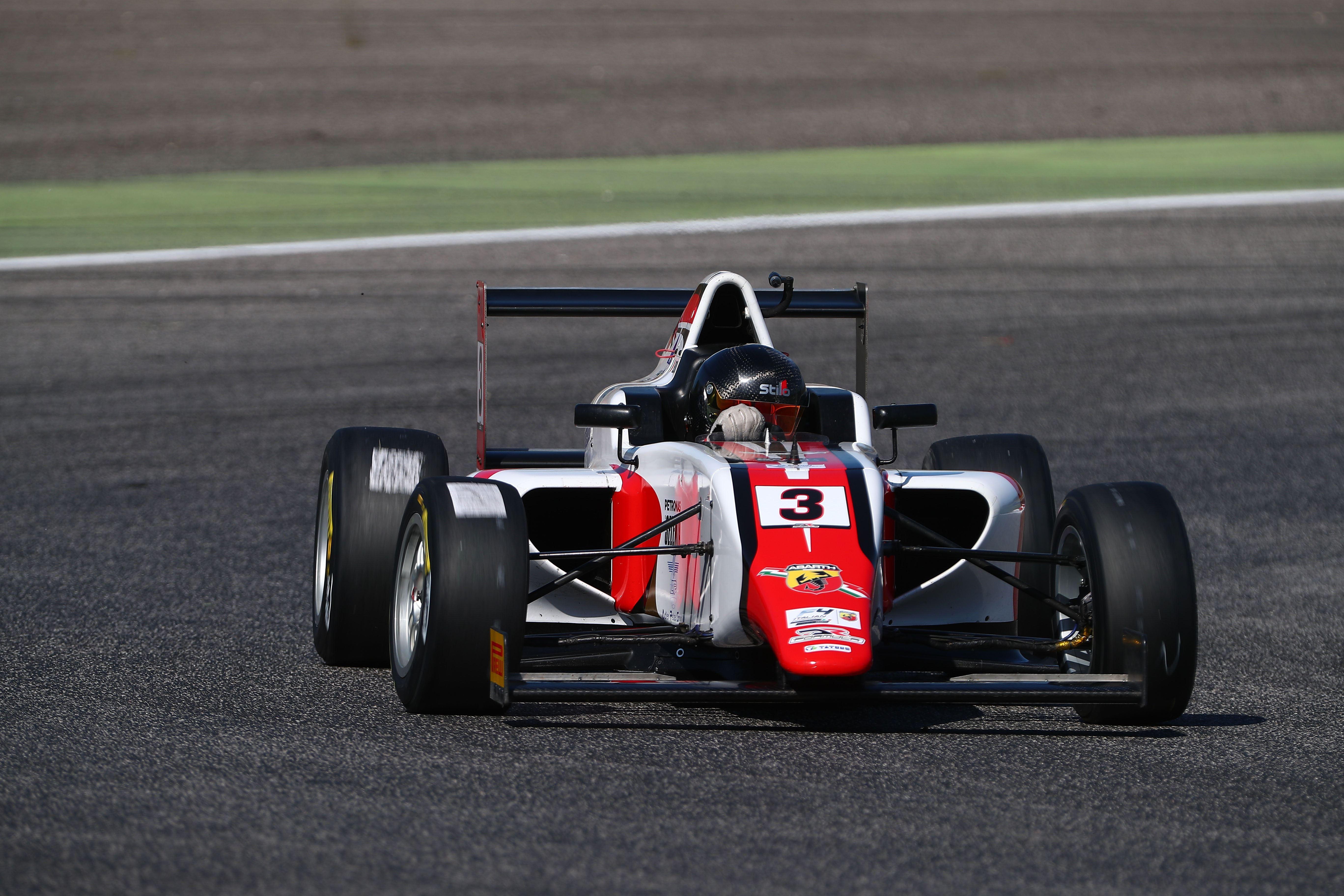 Weekend di esperienza per DR Formula ad Adria