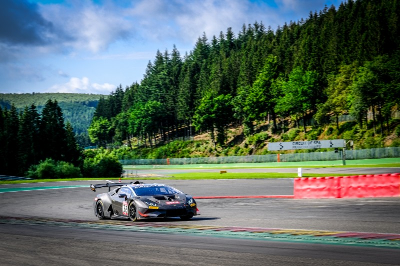 Target Racing stars in Spa GT2 championship event